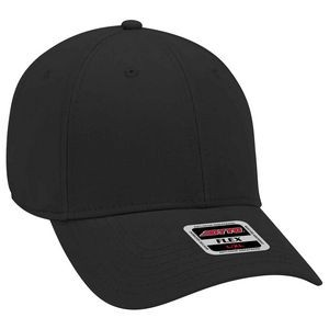OTTO FLEX Ultra Fine Brushed Stretchable Superior Cotton Twill 6 Panel Low Profile Baseball Cap